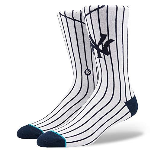 - Stance Men's Yankees Home Socks White L
