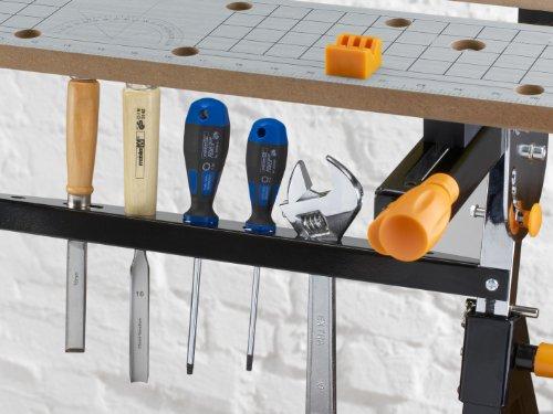 Meister 9079000 mesa de trabajo plegable for Mesa de trabajo plegable