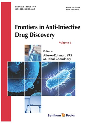 Frontiers In Anti Infective Drug Discovery Volume 6