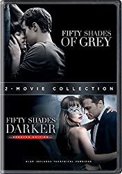 Fifty Shades of Grey / Fifty Shades Darker 2-Movie Collection