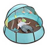 Babymoov Babyni - Pop-Up 3-in-1 Playpen, Activity Gym and Napper for Infants and Toddlers with UV protection