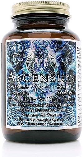 5D Ascension Herb Blend Strength