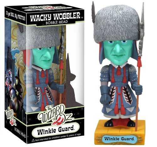 Wizard Of Oz Bobble Heads - 1