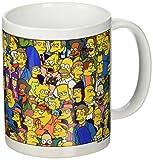 Simpsons Mug Characters Pyramid International Cups Mugs