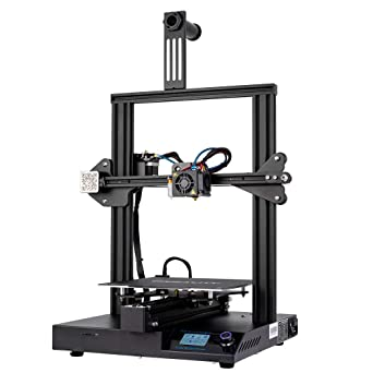 Impresora 3D Creality CR-20 Pro con placa de construcción de ...