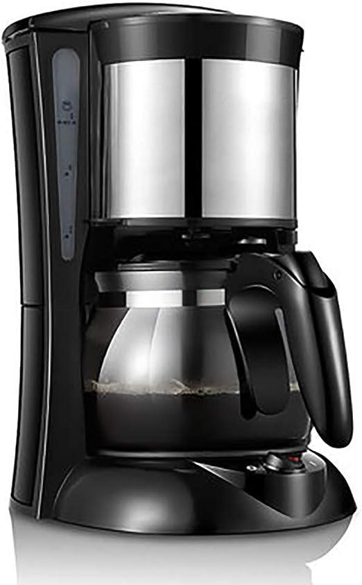 YBCD Cafetera de Goteo/máquina de café recién molida pequeña ...