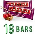 Larabar Gluten Free Snack Bars, Cherry Pie, 1.7 Ounce Bars (16 Count)