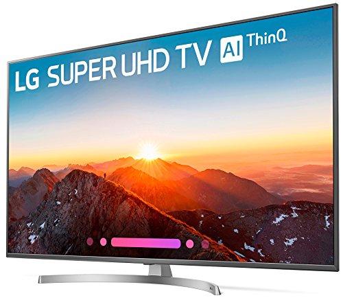 LG Electronics 55SK8000PUA 55-Inch 4K Ultra HD Smart LED TV (2018 Model)