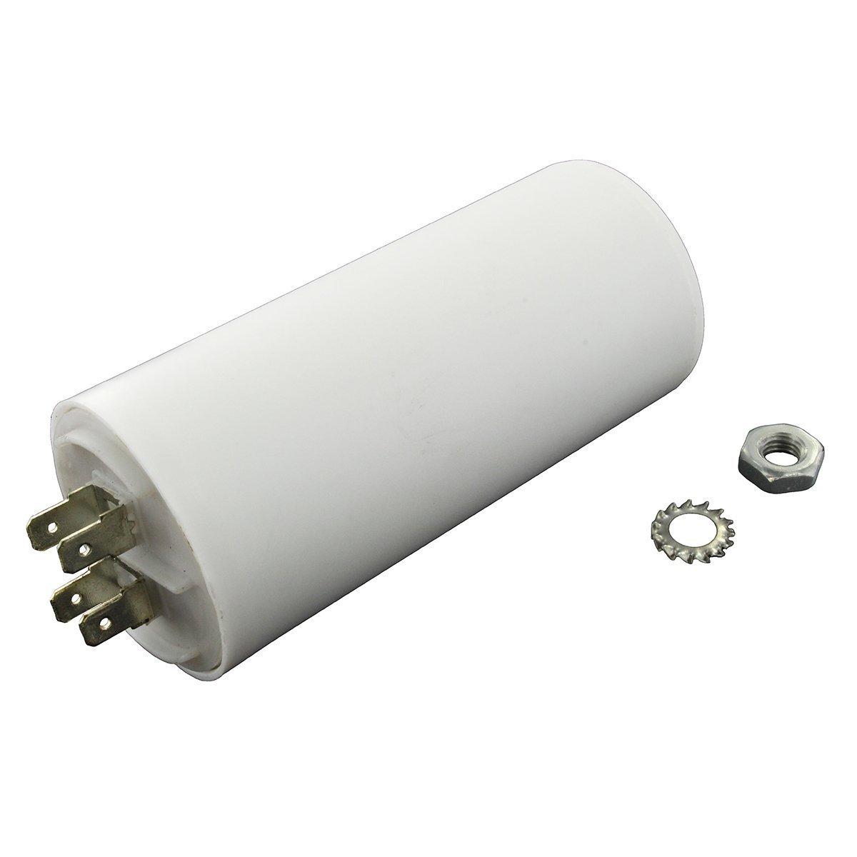 Find A Spare 7UF/7MFD Condensador de Arranque de Motor Microfarad ...