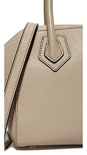 Khaki Rebecca Satchel Body Perry Cross Minkoff Bag Micro 4qw04Og