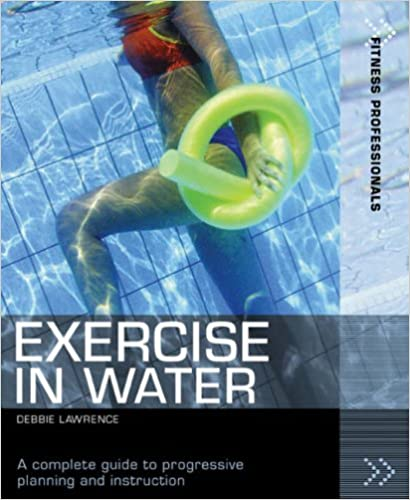 Book Exercise in Water (Fitness Professionals)