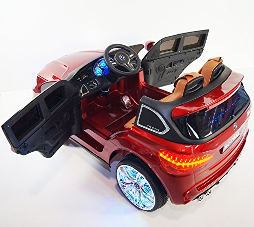 Bmw I8 12v Electric Ride On With Remote Control: RideONEcar.BMW I8 STYLE RIDE ON TOY CAR REMOTE CONTROL