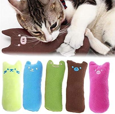 Cojín creativo de arañazos de de la House de mascotas gato de futbolín de Mieze gato de gato Menta de dientes, la parte los bienes ralladores: Amazon.es: Hogar
