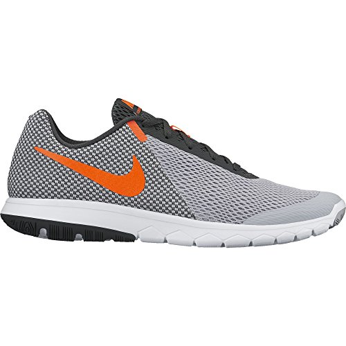 2e07e713bc6d Galleon - Nike Flex Experience RN 6 Men s Running Shoes Wolf Grey Total  Crimson-Anthracite-White Size 8