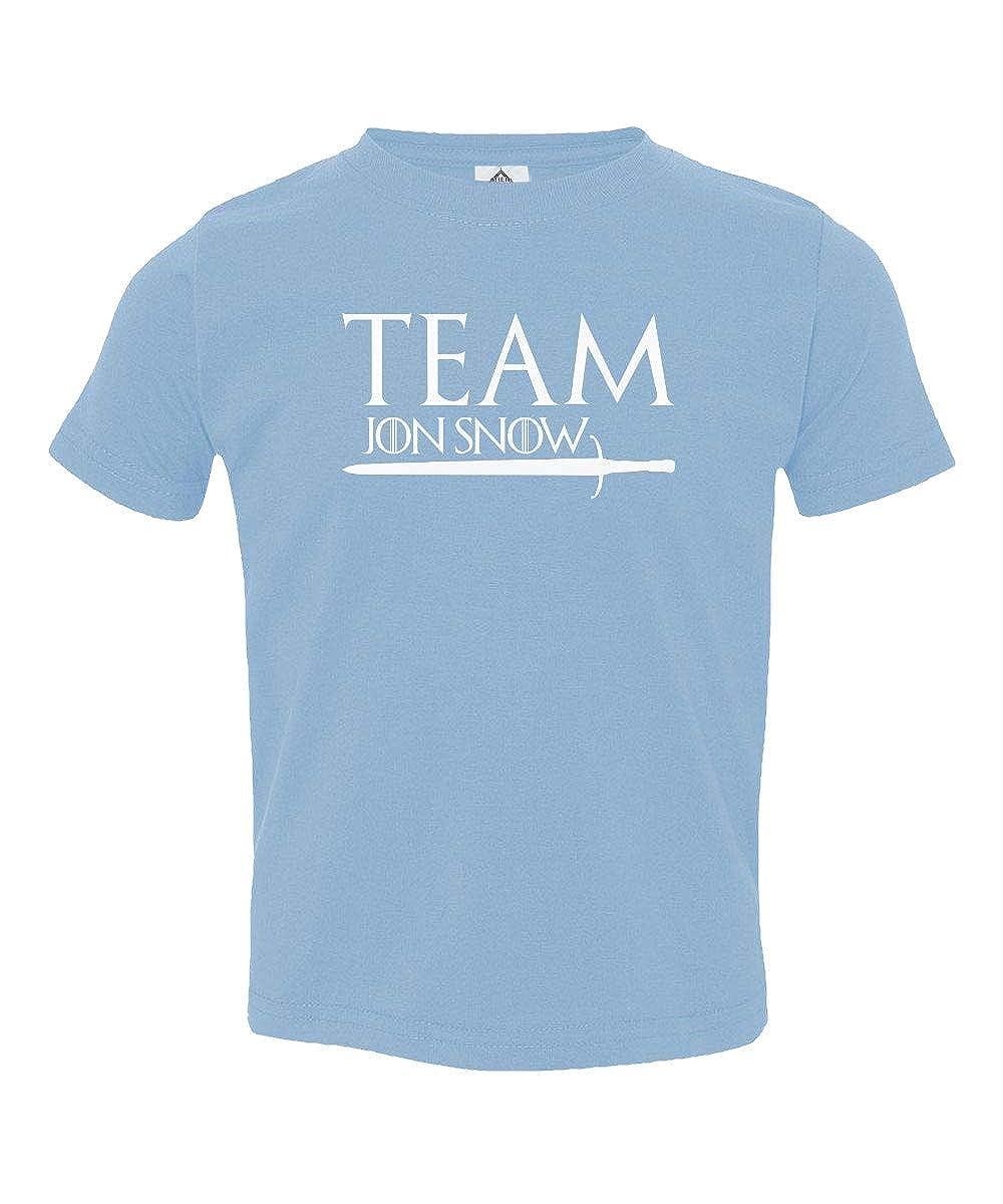 Winter is Here Thrones Final Season Toddler T-Shirt Team Snow