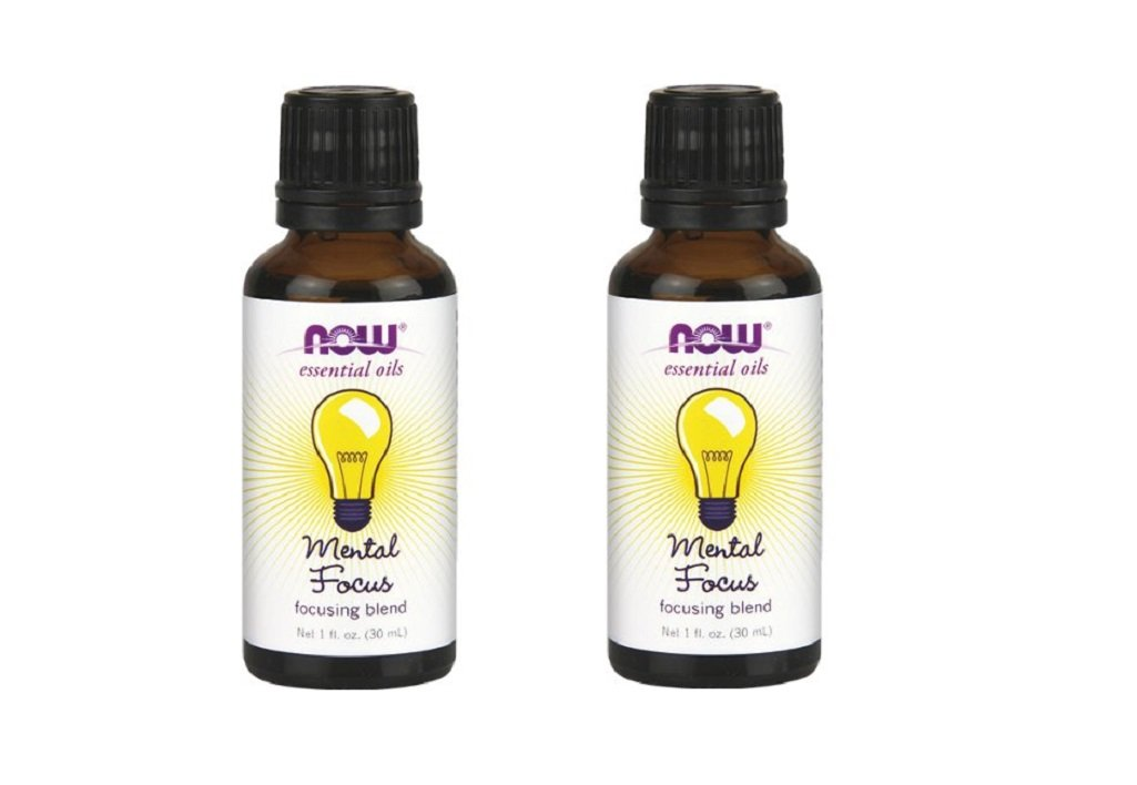 Now Essential Oils Mental Focus Blend - Pack of 2 by Now Oils TRTAZ11A