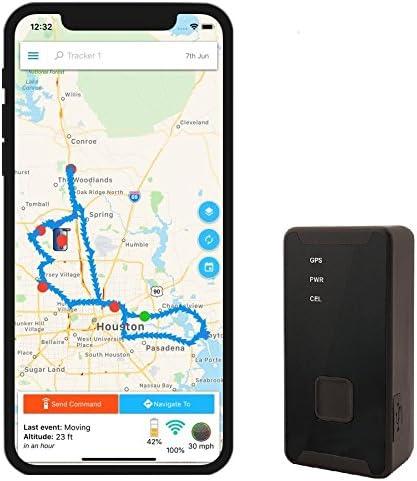 GPS Tracker - Optimus 2.0 - 4G LTE Tracking Device