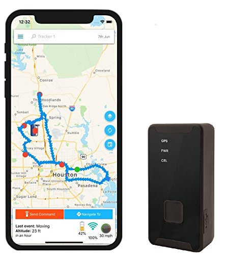 GPS Tracker - Optimus 2.0