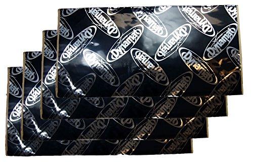 (Dynamat 10435 Xtreme Car Door Kit Sound Damping (4) Sheets 12 FT² 36