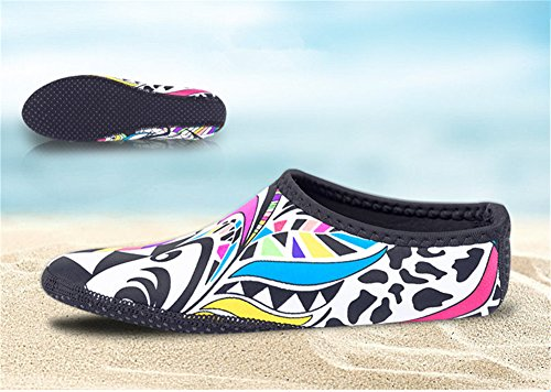 5 Shoes Slipper Socks Barefoot Swimming Home Beach Surf Meedot Women Pool For Yoga Diving Skin Shoes Water Men BqpzExEwIT