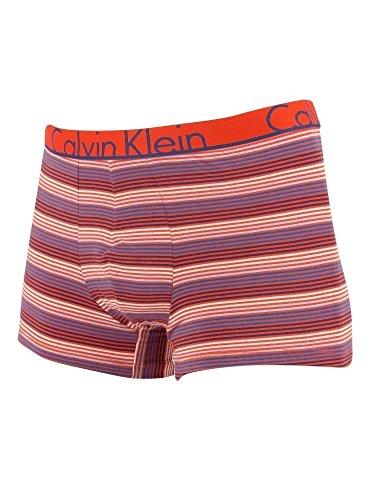 Trunks Klein À Orange Homme Calvin Rayures 4qOTwEdEx