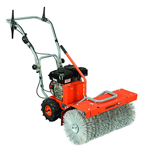 YARDMAX YP7065 Power Sweeper 27.5