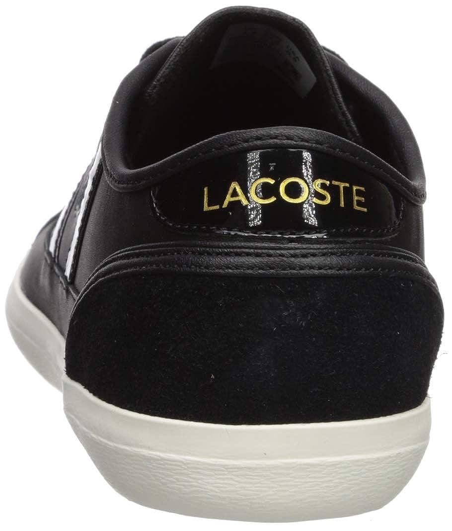 Amazon.com: Lacoste Sideline - Zapatillas para mujer: Shoes