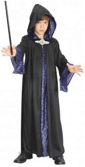 Disfraz mago brujo niño: Amazon.es: Juguetes y juegos