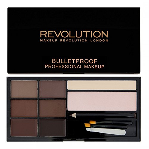 Revolution Ultra Brow Bulletproof Professional Makeup (Medium to Dark)