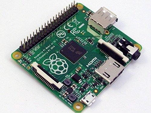 Raspberry Pi Mainboard Raspberry Pi Typ B + (Prozessor 700MHz, 512MB RAM, 4x USB, 1x HDMI, 1x RJ45, 1x Klinke, Kartenleser SD/microSD)