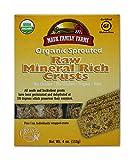 Mauk Family Farms Organic Raw Crusts, Mineral Rich, 4 Ounce
