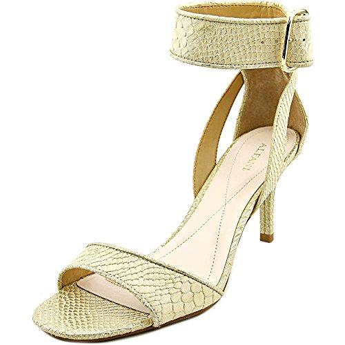Alfani - Sandalias de vestir para mujer dorado