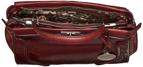 Guess HWCG6533060, Borsa a spalla Donna Rosso (Bordeaux)