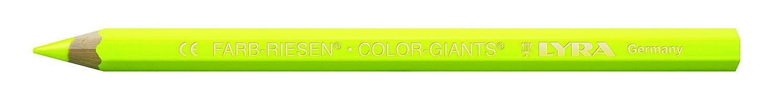 LYRA Farb-Riesen Kartonetui mit 12 Farbstiften, türkis B004BKTUP6 | Billig ideal