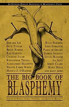 The Big Book of Blasphemy by [Mitchell, Regina]