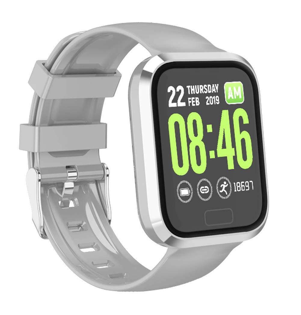 YANGYA Smart Wristband, Pedometer, Sleep Monitor, Pedometer Watch Fitness Tracker for Android iOS Phones-B by YANGYA