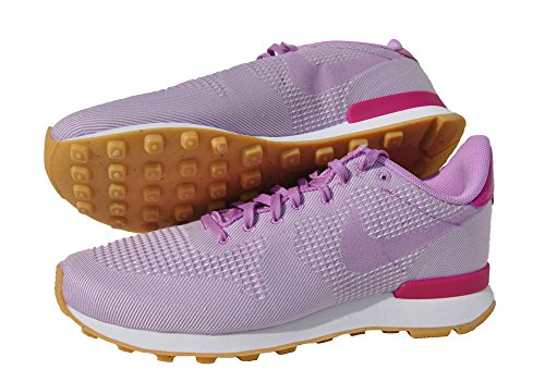Nike Womens Internationalist Jcrd Trainers 705215 Sneakers Schoenen Fuchsia Flash Fuchsia Glow White 500