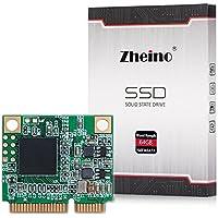 Zheino mSATA Mini (Half Size) SATA3 64GB SSD Solid State Drive