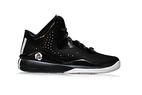 6f7eeb82911 Addidas D Rose 773 III Basketball Tennis Shoe  white black Size 10 adidas  Energy Boost ...