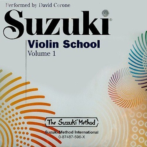 Suzuki Violin School CD, Volume 1 by Alfred