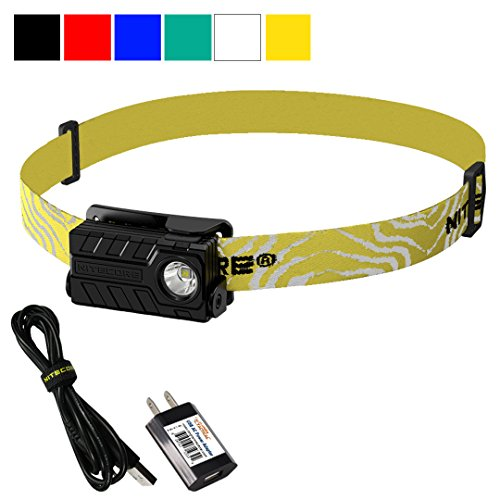 Nitecore Rechargeable Lightweight Headlamp Tactical product image