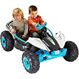 Fisher-Price Power Wheels Chrome Dune Racer [Amazon Exclusive]
