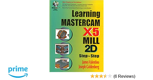 learning mastercam mill step by step free download