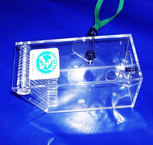 Aquarium fish crab shrimp catcher trap new design easy for Aquarium fish trap
