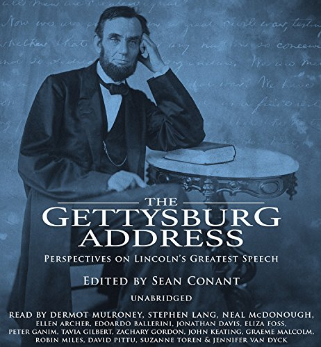 Book cover from The Gettysburg Address: Perspectives on Lincolns Greatest Speech by Downtown Writers Group