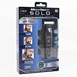 #3: New! As Seen On TV MicroTouch SOLO Hyper-Advanced Smart Razor - Micro Touch Shaver and Trimmer