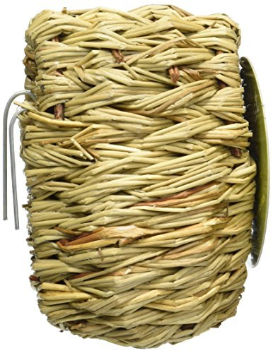Prevue Pet Products BPV1151 Finch Covered Twig Birds Nest, 4-Inch by Prevue Pet Products