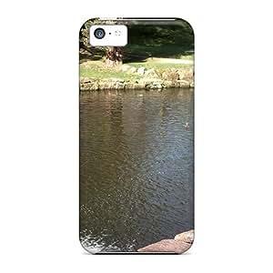Cute Appearance Cover/tpu My Eye Case For Iphone 5c