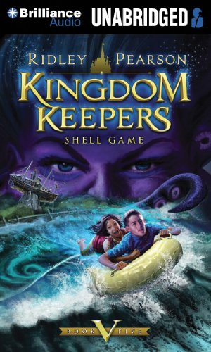 Kingdom Keepers V: Shell Game (The Kingdom Keepers Series) by Brand: Brilliance Audio on CD Unabridged Lib Ed