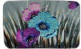 Angelstar 19395 Wild Flowers Plate-16'' Rectangle